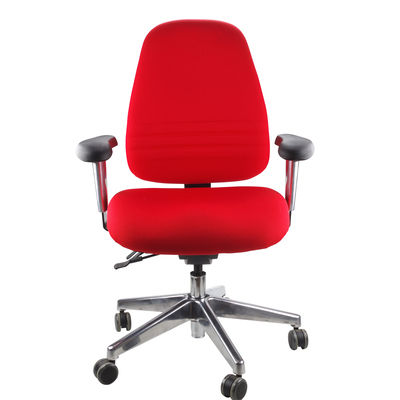 ENDEAVOURRED Endeavour Task Chair Mile End Office Furniture