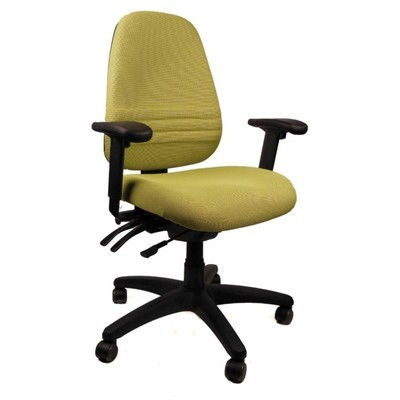 ENDEAVOURGRN Endeavour Task Chair Mile End Office Furniture