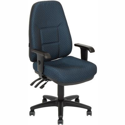 EXE4GRY3311 Enterprise Task Chair Mile End Office Furniture