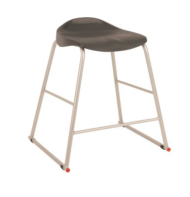 Tract Stool 650H Charcoal