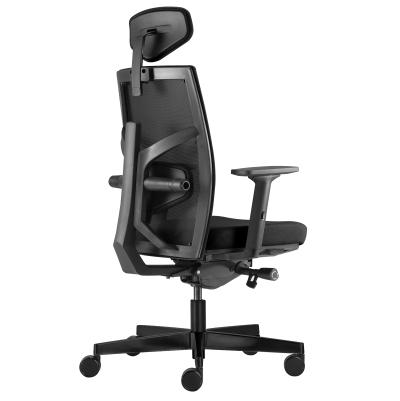 Tune High Mesh Back Chair Black