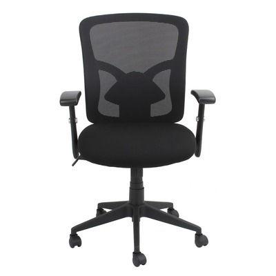 Fluent Mesh High Back Task Chair Black