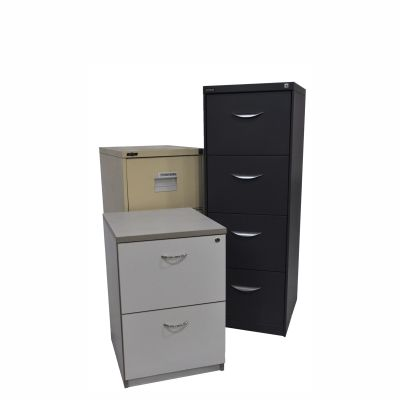 2, 3 & 4 Drawer Filing