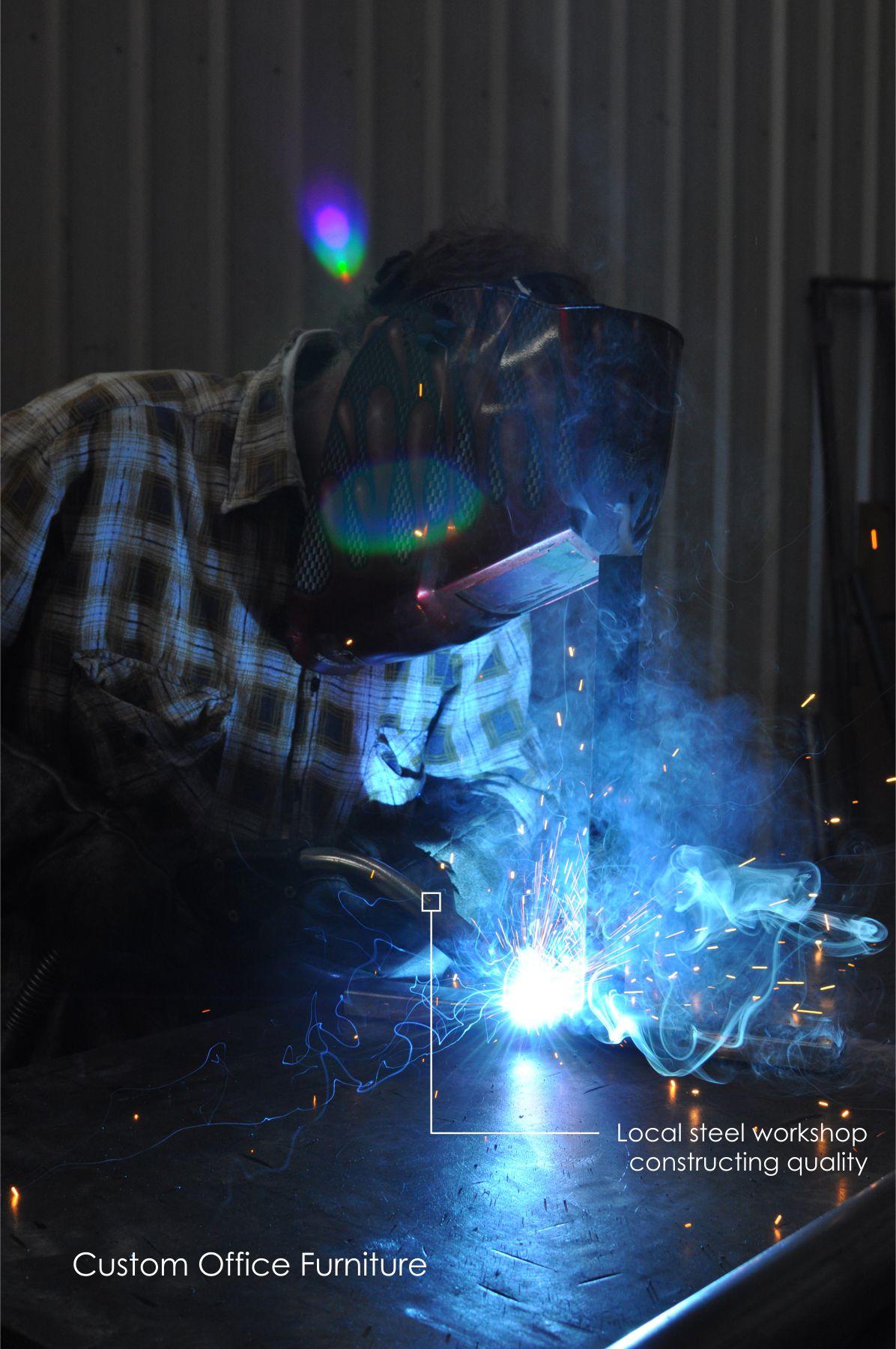 Custom Steel Workshop