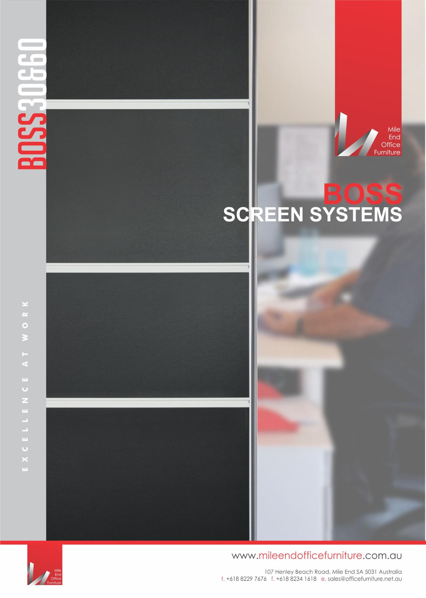 Boss Screen Systems