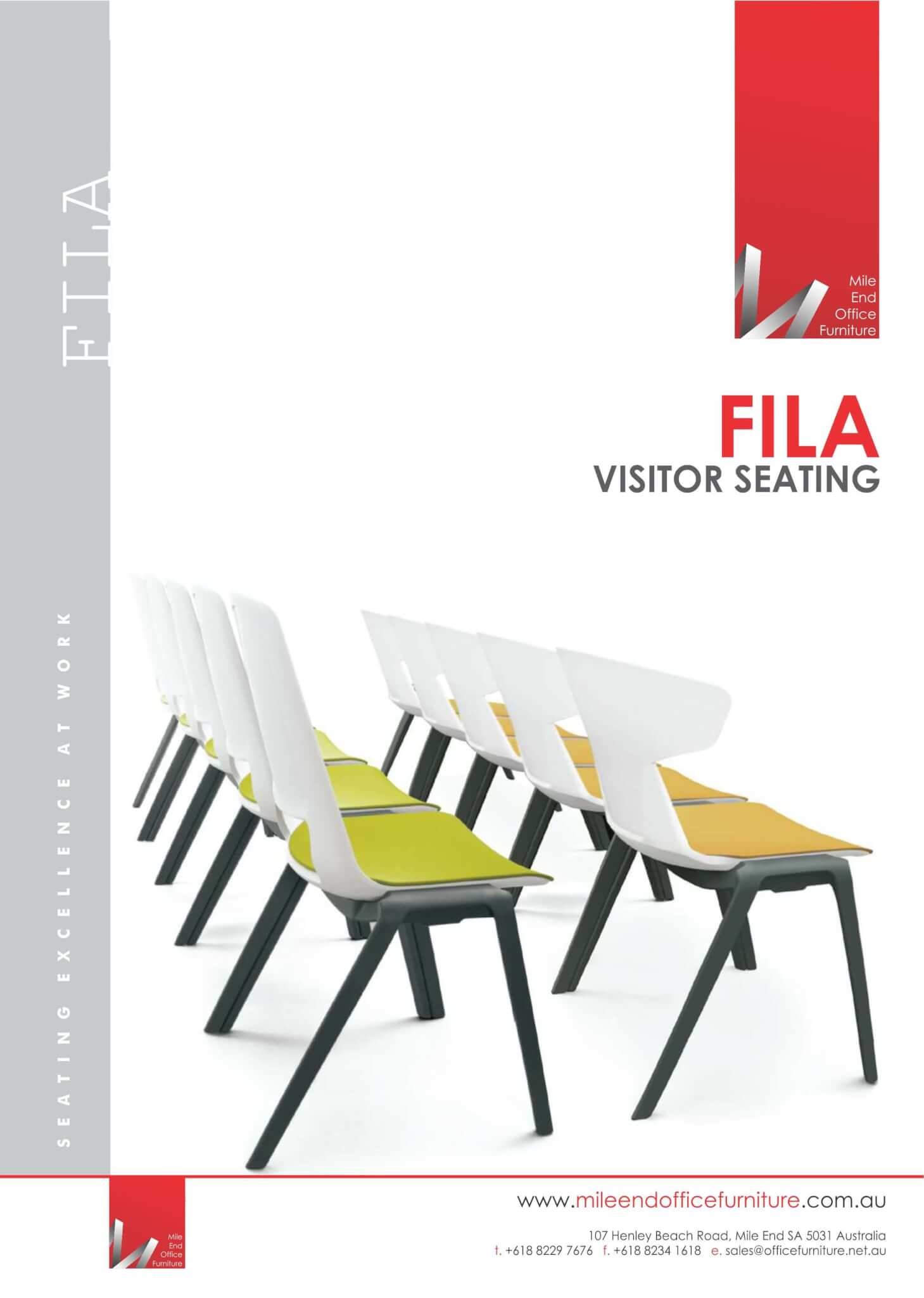 Fila Visitor & Auditorium Seating