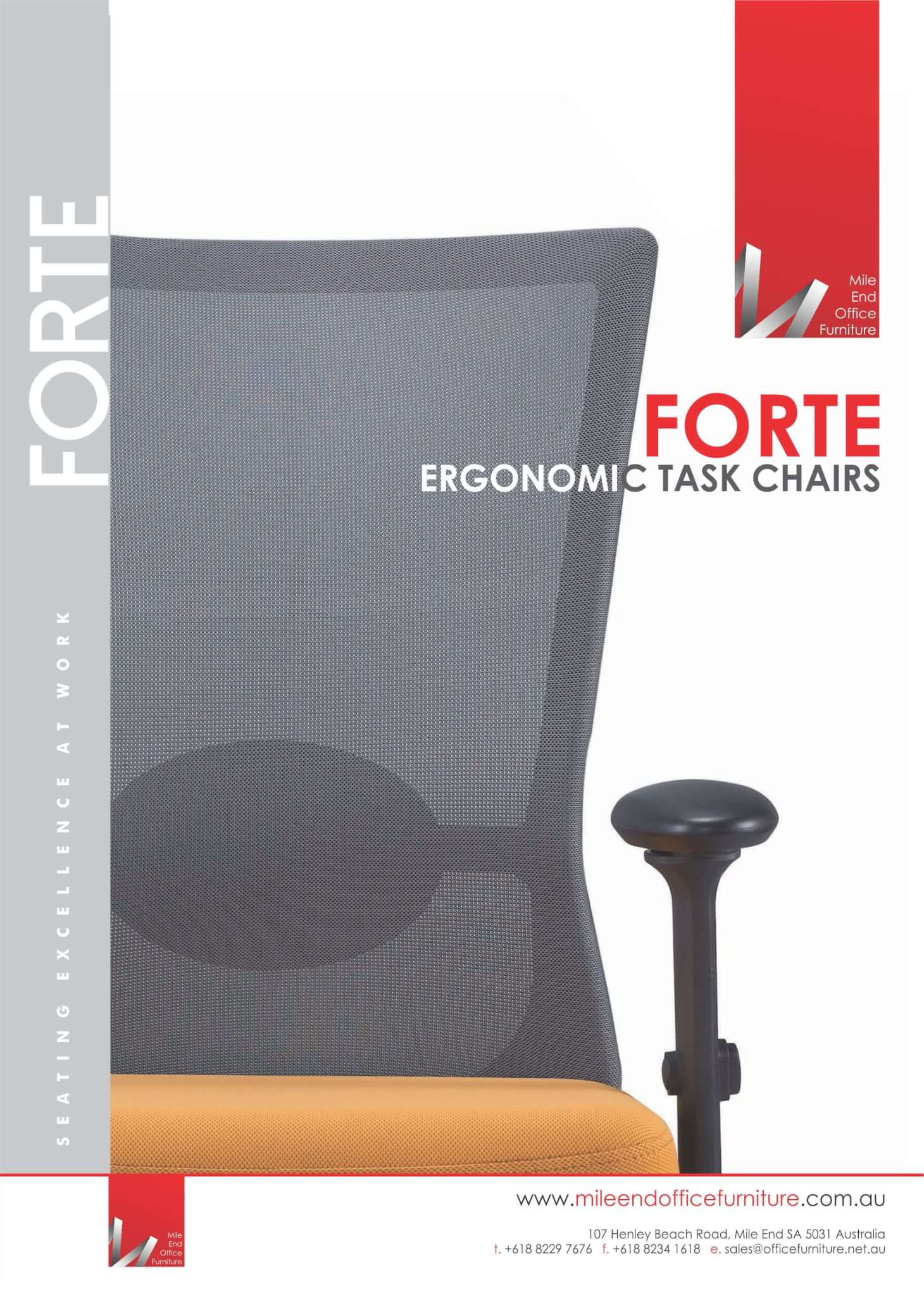 Forte Task Chairs