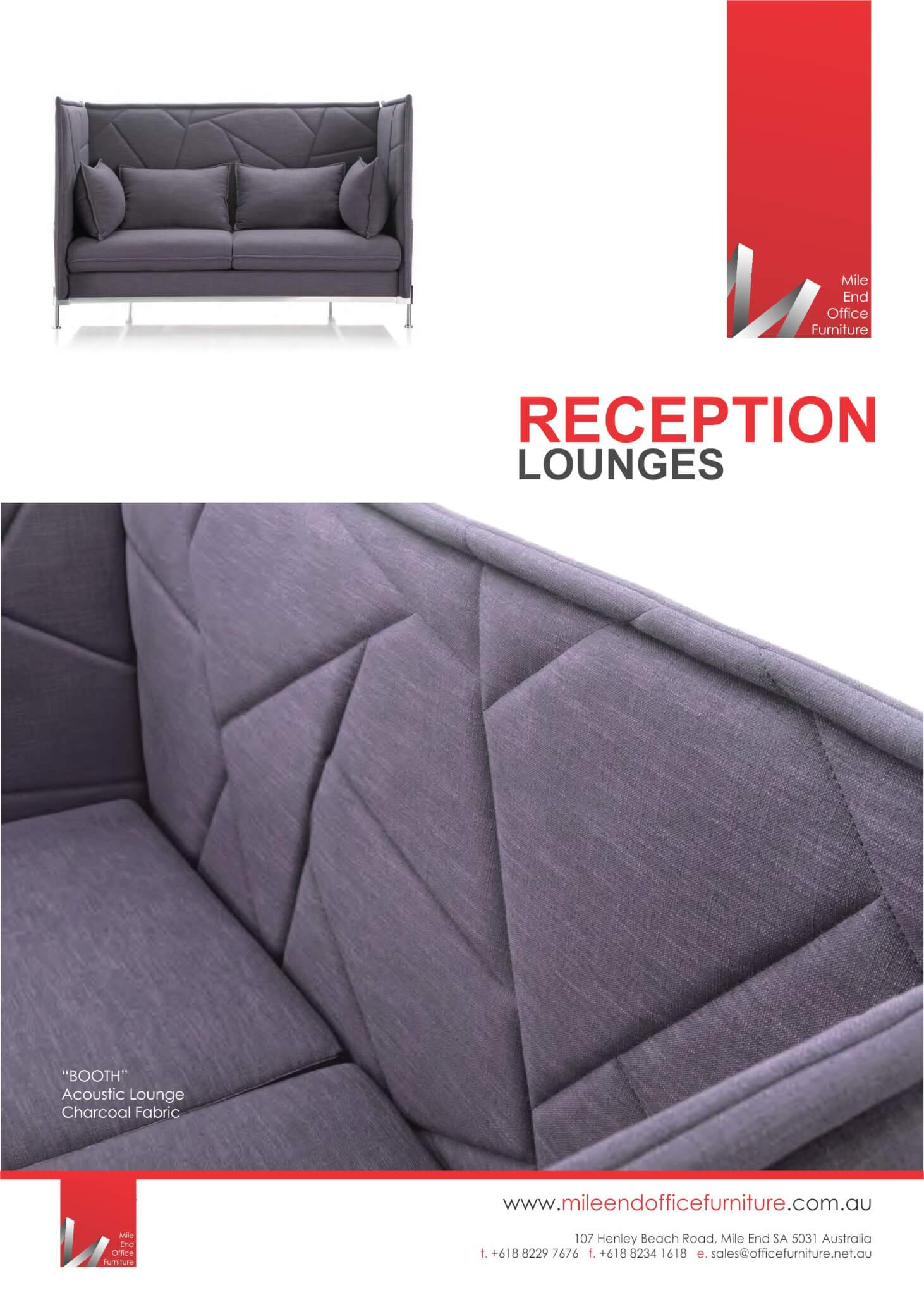 Reception and Lounge Seating