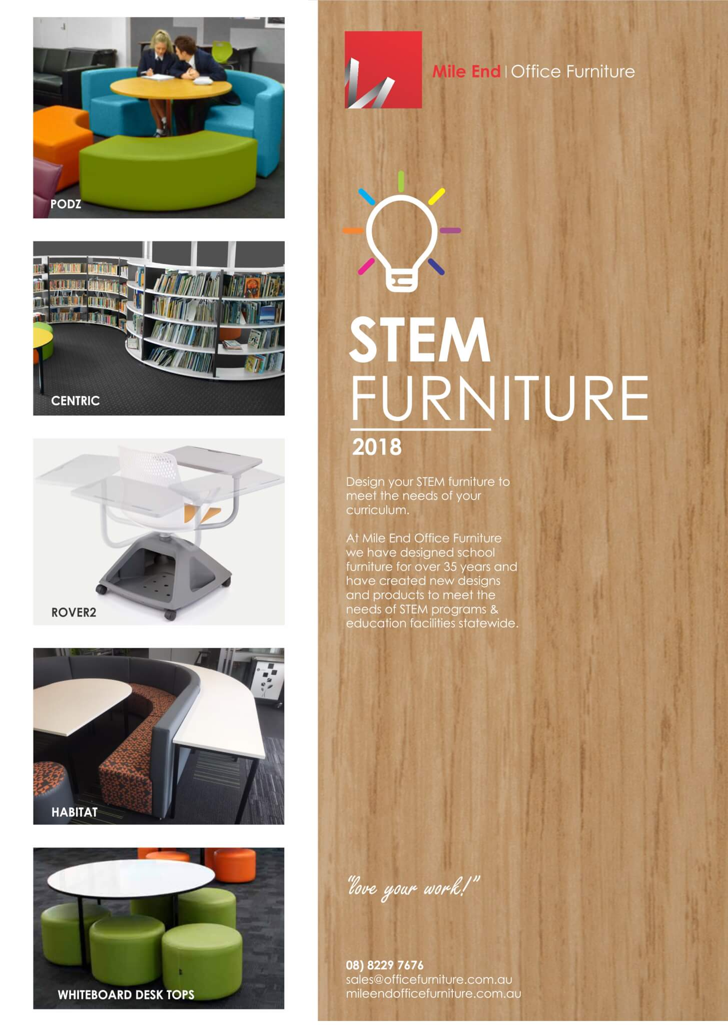 STEM Furniture Solutions