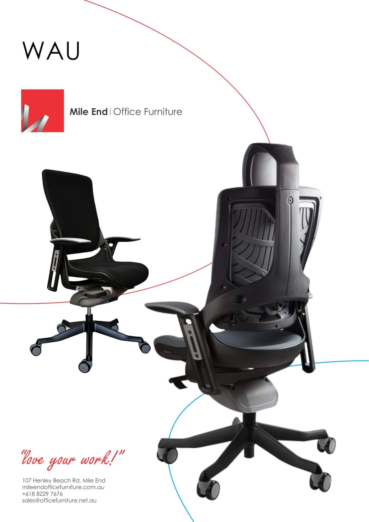 Wau Task Chairs