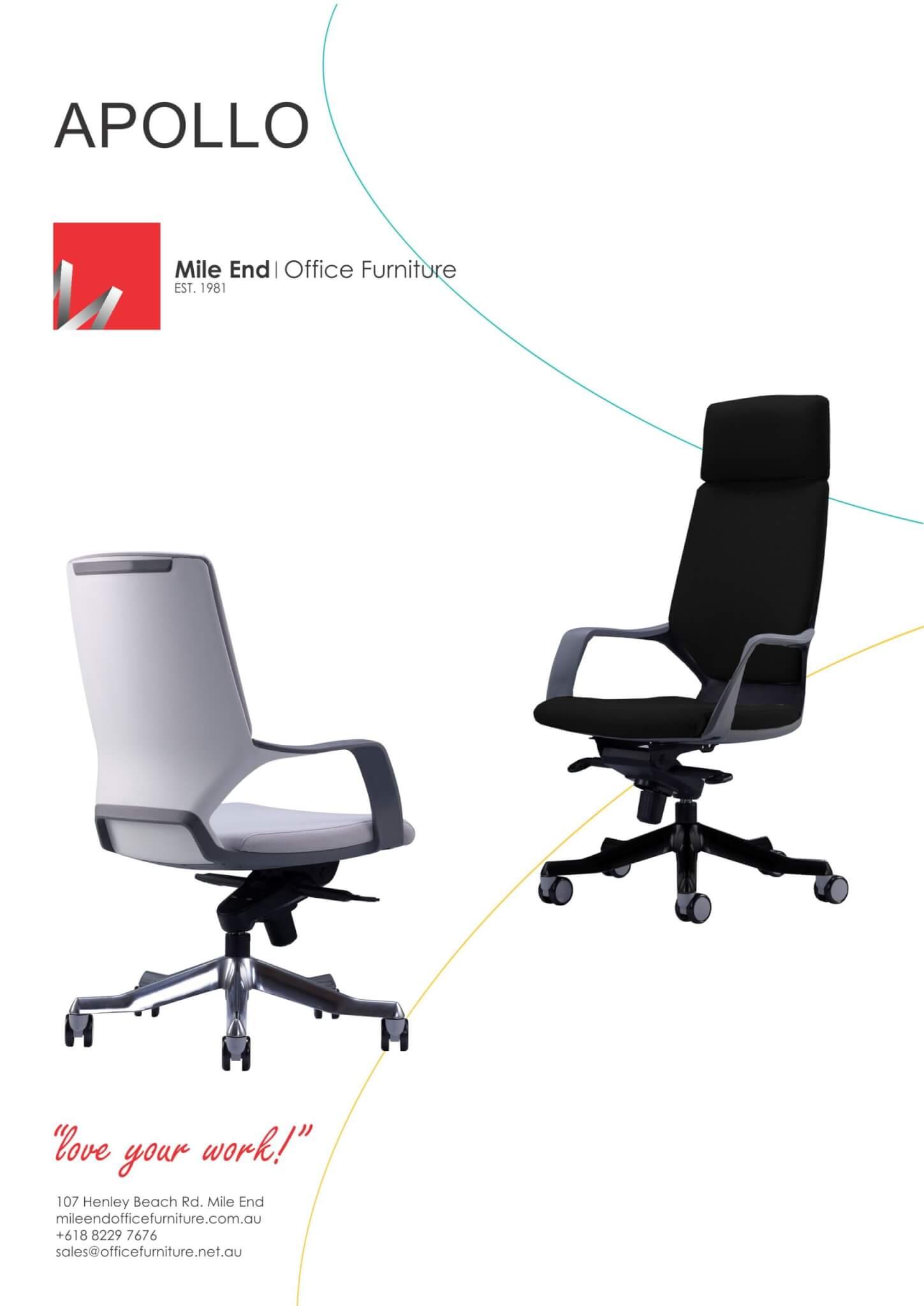 Apollo Task Chairs
